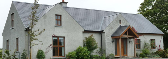 Eco Homes Ireland Timber Frame House