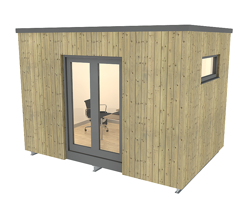Garden Room, Studio, Office